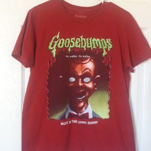 Vintage Goosebumps t-shirt Med Unisex